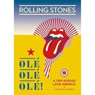 Olé Olé Olé! - A Trip Across Latin America - Stones Rolling [DVD]